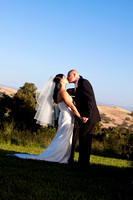 Wedding at Santa Ynez winery